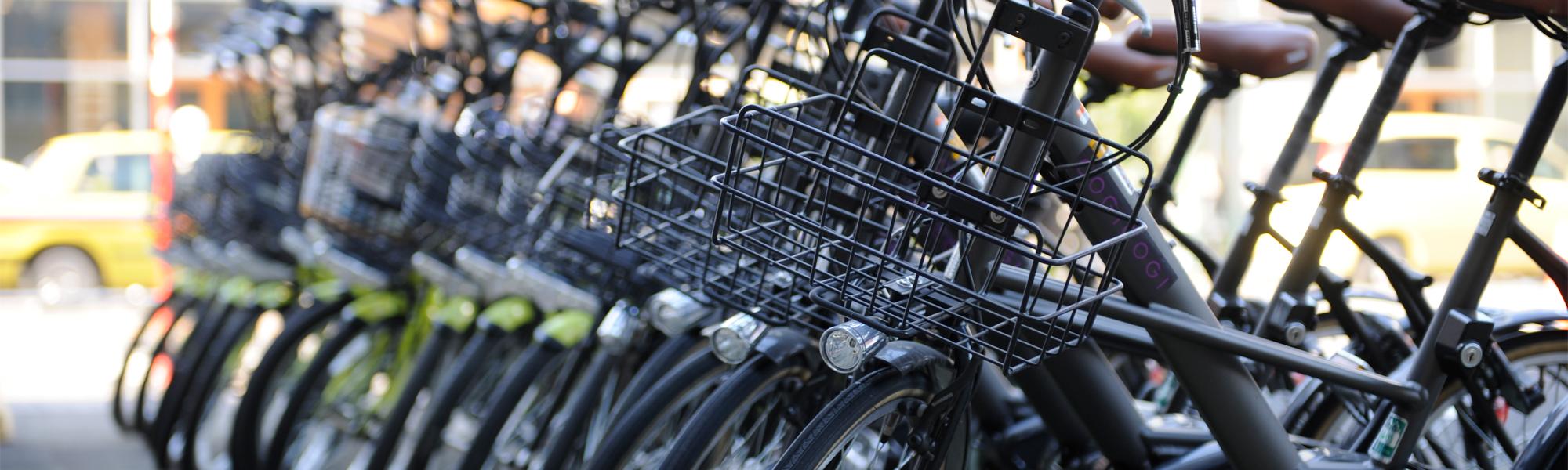 移動・運搬サポート01|電動アシスト自転車オギヤマサイクル